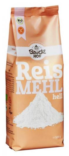 Helles Reismehl