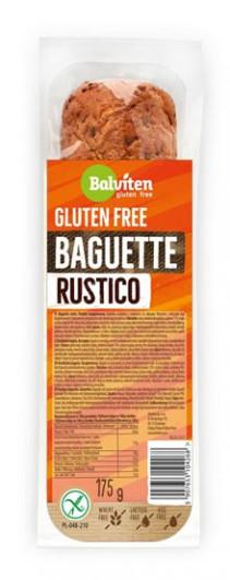 Glutenfreies Baguette Rustico