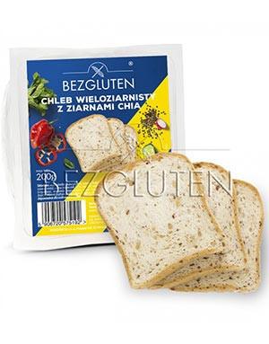 Glutenfreies Mehrkornbrot mit Chia