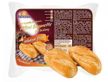 Minibaguette zum Aufbacken