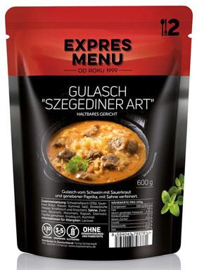 Gulasch Szegediner Art Fertiggericht