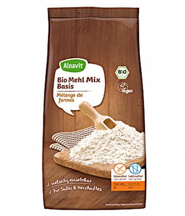 Bio Mehl Mix Basis