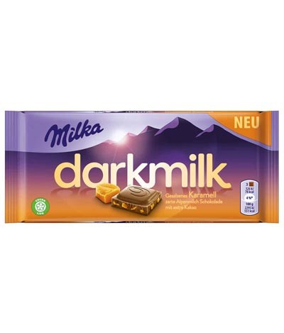Darkmilk gesalzenes Karamell
