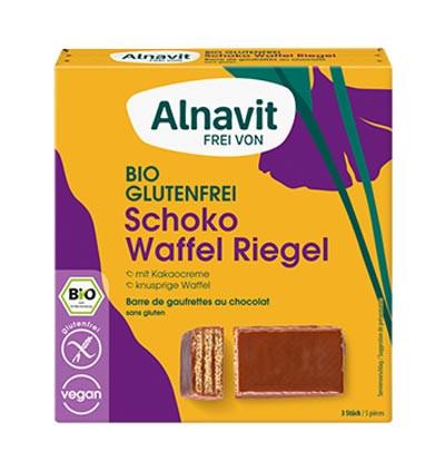 Bio Schoko Waffel Riegel