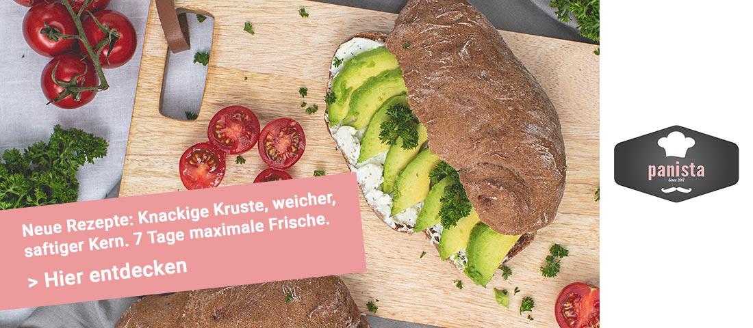 Neu Panista  - Bei Glutenunverträglichkeit hier einkaufen!
