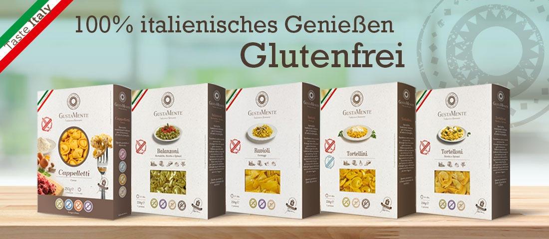 Glutenfreie Fertiggerichte von GustaMente - Bei Glutenunverträglichkeit hier einkaufen!