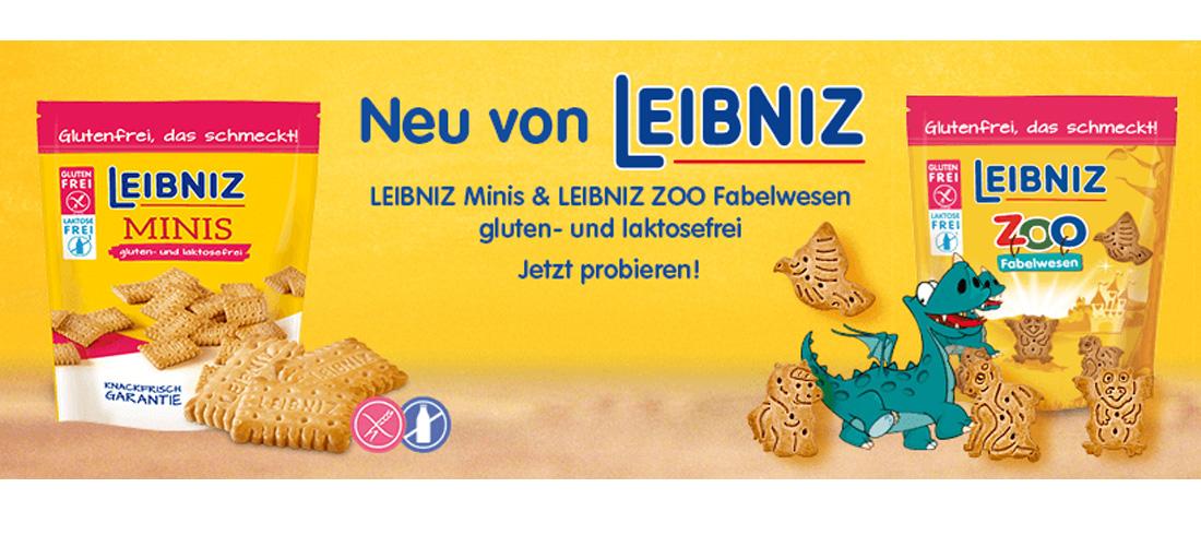 Leibniz glutenfreie Kekse - Bei Glutenunverträglichkeit hier einkaufen!