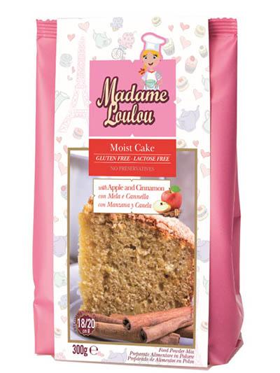 Glutenfreie Backmischung Fur Apfel Zimt Kuchen Madame Loulou