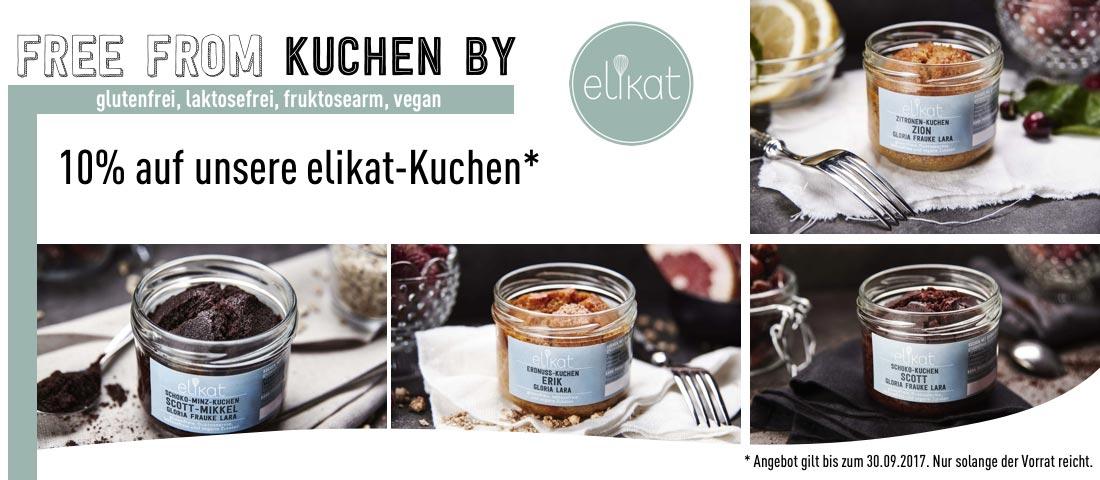 Elikat - Bei Glutenunverträglichkeit hier einkaufen!