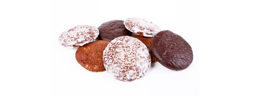 Glutenfreie Lebkuchen von Glutenfrei Genießen