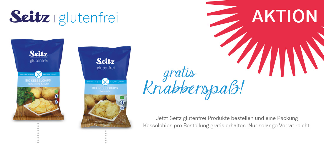 Seitz - Bei Glutenunverträglichkeit hier einkaufen!